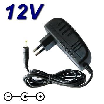TOP CHARGEUR * Adaptateur Secteur Alimentation Chargeur 12V pour Tablette Carrefour CT1020W CT 1020W Android