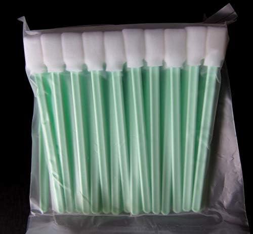 Yoton - 50 bastones de limpieza de espuma de polipropileno (mejor ...