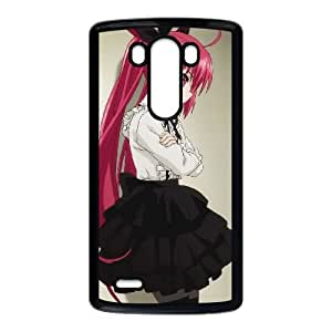 Date A Live LG G3 Cell Phone Case Black JT3858183743