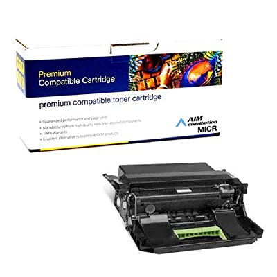 AIM Compatible MICR Replacement for Lexmark MS-710/810/MX-810/811/812 Imaging Unit (100000 Page Yield) (NO. 520ZA) (52D0ZA0) - Generic