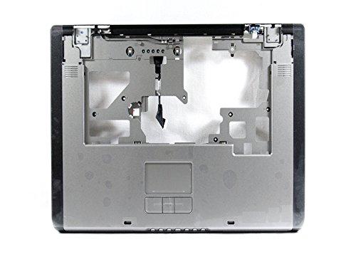 NEW Genuine OEM DELL Precision M90 M6300 Laptop Notebook Palmrest Keyboard Bezel Touchpad Mouse Button Trackpad Trak Pad Single Click FF085 JM681 XPS M170 M1710 (Reader Fingerprint Dell Biometric)