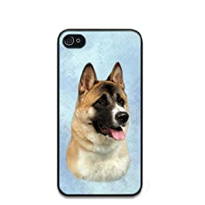 Akita Dog Hard Case Clip on Back Cover for the iPhone 5 Mobile Phone