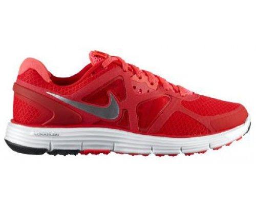 Nike Dame Lunarglide + 3 Loopschoenen Roze