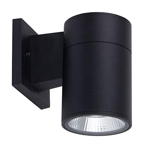 Contemporary Cylinder Outdoor Light - 6