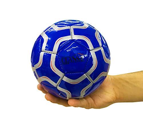 Mini Bola de Futebol Classe Azul