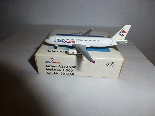 Air A320 Model - 5