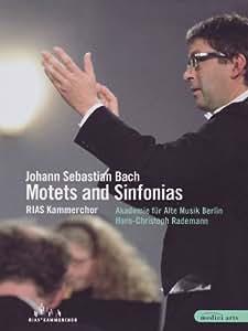 RIAS Kammerchor: Bach - Motets and Sinfonias (Sous-titres français)