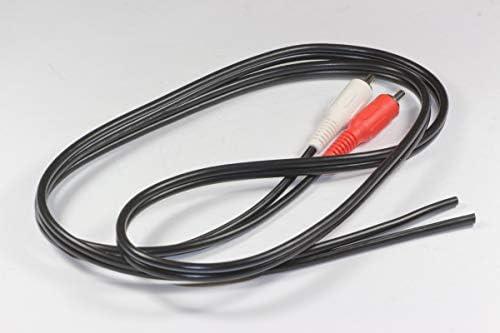 Technics rjl2p009s12 Phono RCA Cable de salida para cubierta de ...