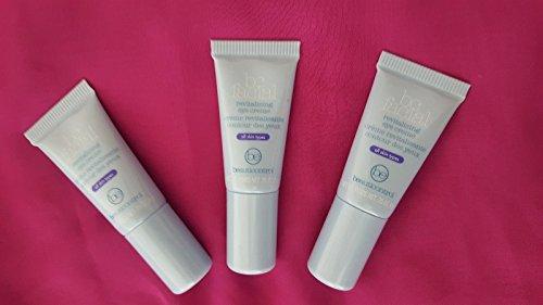 (Beauticontrol BC Facial Revitalizing Eye Creme (3 Travel Size) .25oz Each)