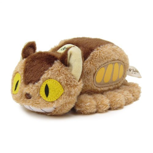 My Neighbor Totoro cat bus softly beanbag (japan import) by Sun Arrow