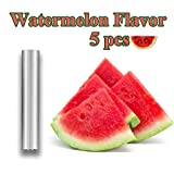 Quit Smoking Vitamin Refiller Replacement- Aromatherapy Inhaler Accessory - Watermelon Vitamin Filler (5 pcs)