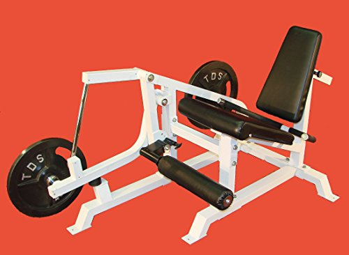 TDS Fitness Biometric Leg Extension Machine by NYB