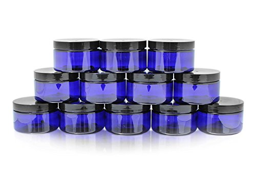 plastic containers cosmetic 4 oz - 2