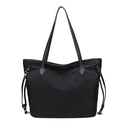 UNYU Hobo Bag - Neceser de viaje Mujer Negro