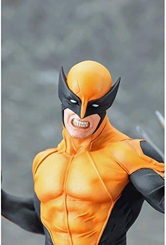 FIGURA LOBEZNO MARVEL NOW Wolverine  ARTFX+STATUE 1//10 22CM en CAJA