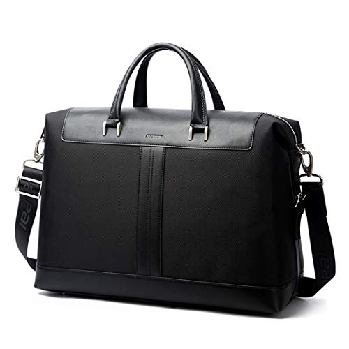 Jessiekervin Capacité Grande Black Oxford Black Yy3 Voyage color Bagages Main Diagonale Pour Sacs De Épaule Hommes D'affaires Sac En À ZZfrqaw
