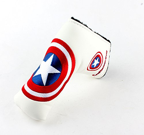 Captain America Cover Headcover
