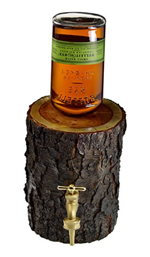 real-log-liquor-dispenser-fits-most-750ml-and-175l-liquor-bottles-rustic-one-of-a-kind-natural-art-p