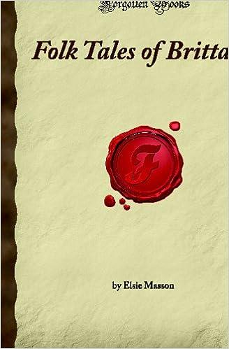 Folk Tales of Brittany: (Forgotten Books)