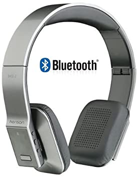4b64f55a913 Henson Audio BTH033 Bluetooth Headphones - **Now with NFC (Near Field  Communication)** - Connect Wirelessly To ...