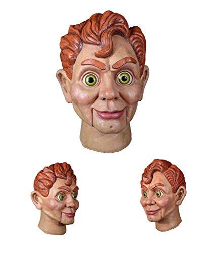 Adult size Goosebumps - Slappy the Dummy Mask - Trick or Treat Studios