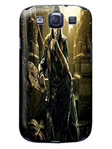 Samsung Galaxy s3 Case - fashionable Hot Case with Pretty Design TPU Cool Tom Hiddleston- Accessories for cellphone