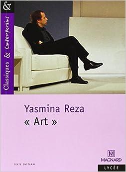 Art by Yasmina Reza (2011-11-11)