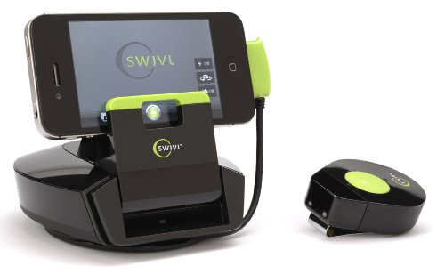 Swivl Personal Cameraman - Hands-Free Control with Wireless Mic for iOS Devices or Pocket Cameras