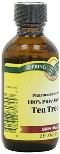 Spring Valley 100% Pure Australian Tea Tree Oil, 2 Fl Oz