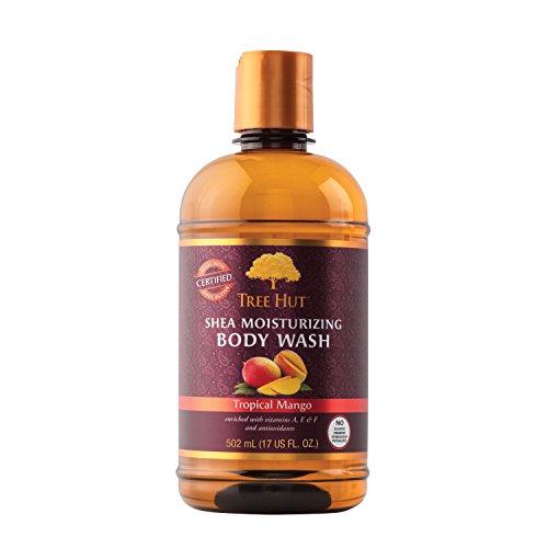 Organic Moisturizing Body Wash - 8