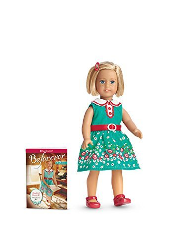 Kit 2014 Mini Doll & Book (American Girl) (2014-08-28)