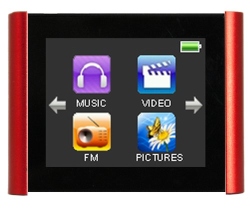Eclipse Player 1 8 Inch Touchscreen Recorder