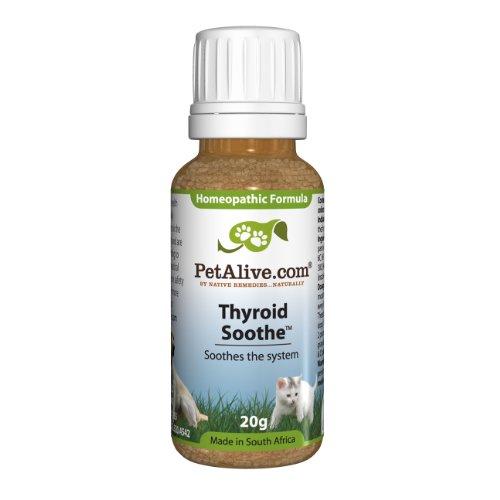 PetAlive Thyroid Soothe, 20-Gram Bottle