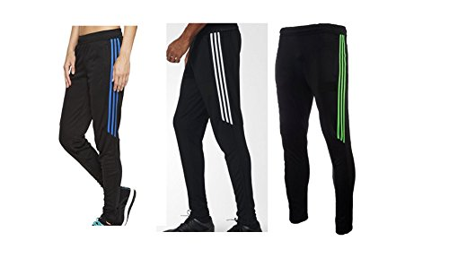 f3777f7d8 Lift Sports Skinny Soccer Pants For Men and Women Football Fitness Training  Workout Sport Athletic Pants Skinny Trousers (S-M-L-XL)