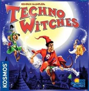 Techno Witches - Rio Grande Games Techno Witches