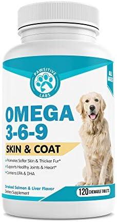 omega 3 stop a dog from shedding: todocat.com
