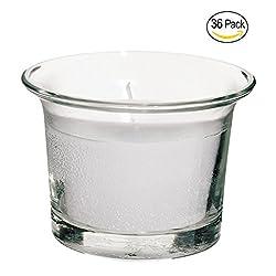 Candle Holder Glass Votive for Wedding, Birthday,