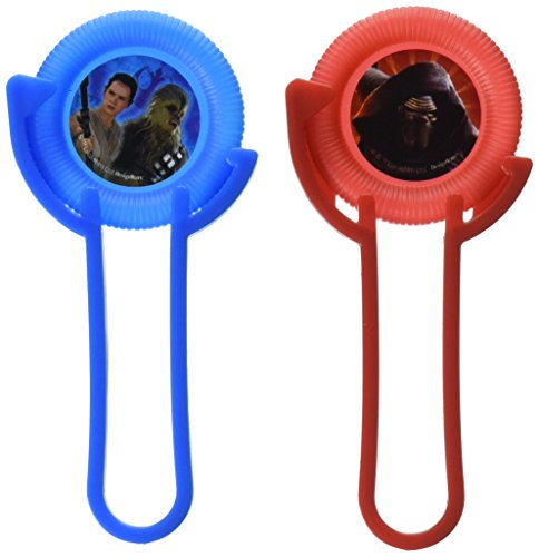 Amscan Star Wars Episode Vll Disc Shooters Favors,