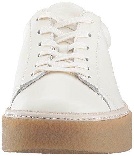 Vince Kvinners Neela Sneaker Off White