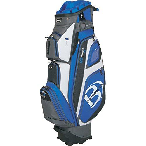 Bennington QO-14 Quiet Organizer Golf Cart Bag - Royal