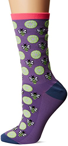 Primal Wear Got Lemons Socks, Purple, Small/Medium (Primal Air Wear)