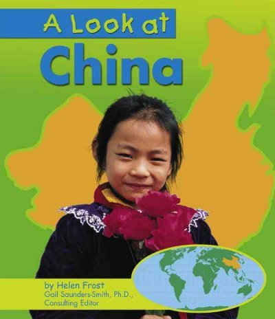 Download A Look at China (Our World) pdf epub