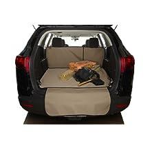 Covercraft Custom Fit Cargo Liner for Select Chevrolet Blazer/GMC Jimmy Models - Polycotton (Black)