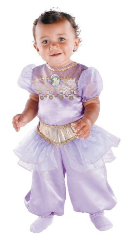 Costumes For All Occasions Dg50502W Jasmine Infant 12-18 Months