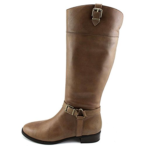 INC International Concepts Womens Fedee WC Leather Closed Toe, Cement, Size 9.0 from INC International Concepts