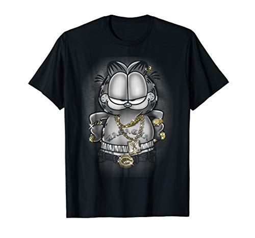 Garfield Lasagna For Life T Shirt