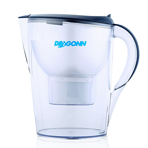7 Stage DRAGONN pH Restore Alkaline Water Pitcher Free Filter 3.5 liters