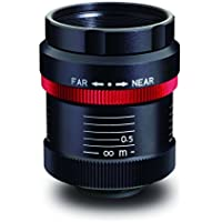 Kowa LM16HC-V 1 16mm F1.4/F2.8/F4/F8 C-Mount Lens, 2 Megapixel Rated, Ruggedized