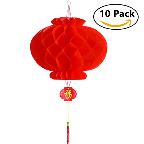 New-Year-Lanterns-Red-Lanterns-79-20-cm-Set-of-10-for-Chinese-Spring-Festival-Wedding-Festival-Restauran-Decoration-100-Satisfaction-Guarantee