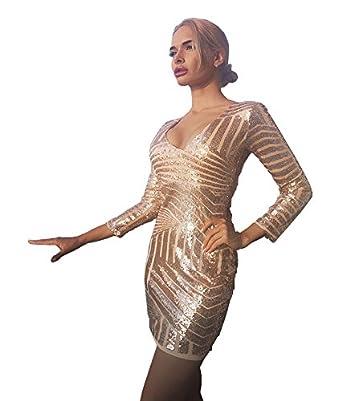 Missord Damen Kleid: Amazon.de: Bekleidung